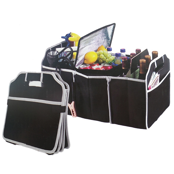 Foldable Car Storage Box Storage Compartment Car Trunk