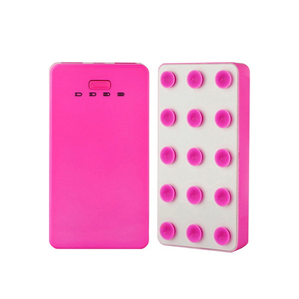 Newest Style Rechargeable Smart Portable Power Bank with Chu