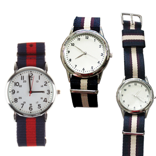 Nylon Strap Watch