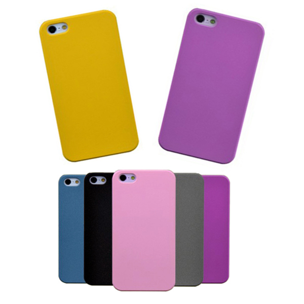 Silicone iPhone Case