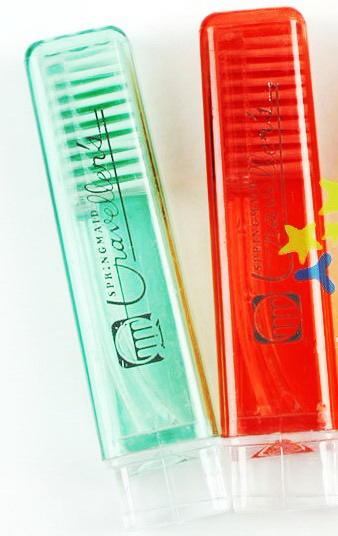 Travel Foldable Toothbrush