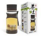 15 oz Tea Tumbler for Travel