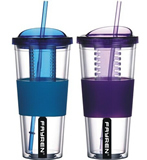 16 oz Double Wall Infusion Tumbler