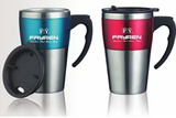 16 oz Sports Stainless Steel Travel Mug