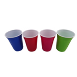 16oz Non-Disposable double wall PP cup