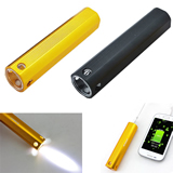 2000mAh Power Bank With Hard LED