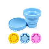 200ml Silicone Folding Cup