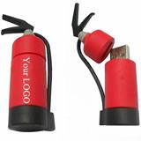 2GB-Custom Fire extinguisher USB Flash Drive PVC Series