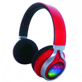 3 colors LED Headphone
