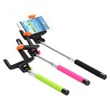 3 in 1 Monopod Selfie Stick with built-in Bluetooth Shutter