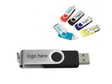 4 GB Swivel USB DISK
