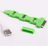 4-in-1 Universal Detachable USB Cable