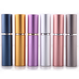 5ml metal Mini Travel Atomizer Refillable Perfume Spray case