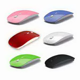 6 Colors Custom Wireless Mouse