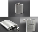 6 Oz. Stainless Steel Hip Flask