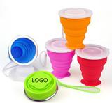 7OZ Portable Silicone Folding Cup