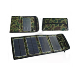 7W Folding Solar Charger Bag