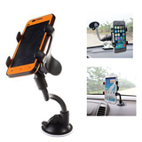 ABS Car GPS Holder;Sucker ABS Phone Holder