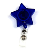 ABS Pentagram Badge Reel;Pentagram Lanyard Badge