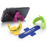 Adhesive Silicone Phone Stand;Mobile Stand