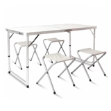 Aluminium Alloy Oxford Cloth Table Set