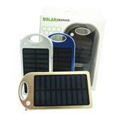 Aluminum Alloy Solar Mobile Power Supply