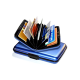 Aluminum Credit Card ID Holder / Wallet, Light Weight