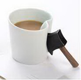 Axe Ceramic Mug