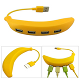 Banana Shape Hub