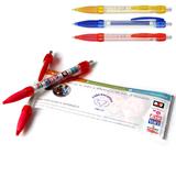 Banner Pen;Paper Pen; Personalized Flyer Pen Banner Pen