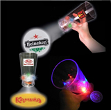 Bar LED Projector New LED Light Up Colorful Cup