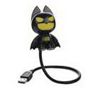 Bat Man USB LED Lamp