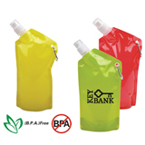 Bevel Open Kettle, Water Bags with Carabiner