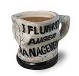 Big Mouth Anger Management Ceramic Mug- 14OZ