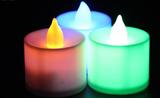 Blank LED Tea Light Candles