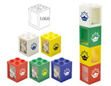 Blocks Coin Bank