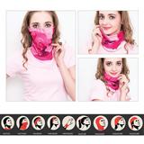 Breath Freely Ski Mask Headscarf, Scarf, Wristband