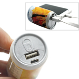 Can-Shaped Power Bank