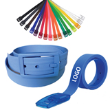 Candy Silicone Waist Belt