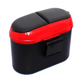 Car Garbage Can;Plastic Rubbish Bin Trash Box
