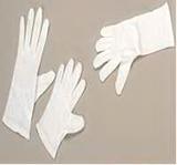 Child Size White Costume Gloves