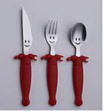 Children 3-in-1 Combined Cutlery Set