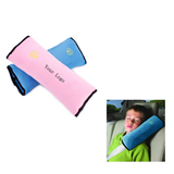 Children Seat Belt With Protection Pad