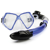 Children's Diving Mask/Goggles And Snorkel Suits