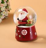 Christmas Crystal Balls