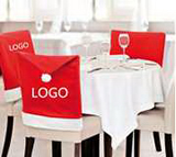 Christmas Dining Chair Covers