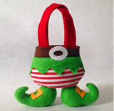 Christmas gifts candy bag