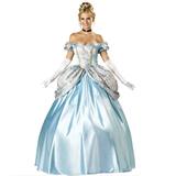 Cinderella's Fairy Tale Princess' Cosplay Costume