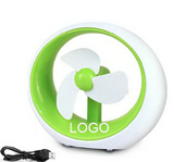 Circle USB Fan