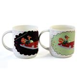 Color Changing Ceramic Cup Mug
